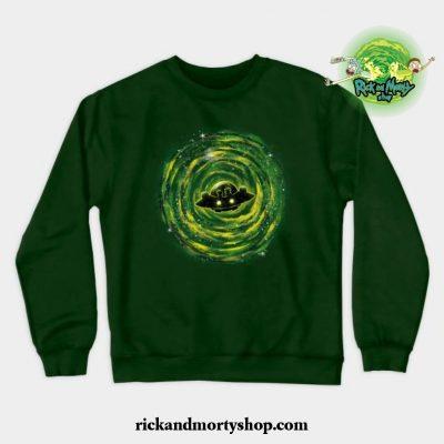 Dimensional Rikt Crewneck Sweatshirt Green / S