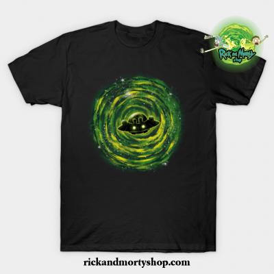 Dimensional Rikt T-Shirt Black / S