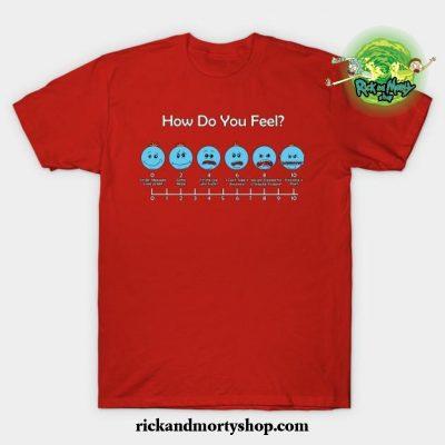 Meeseeks T-Shirt Red / S