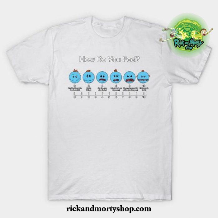 Meeseeks T-Shirt White / S