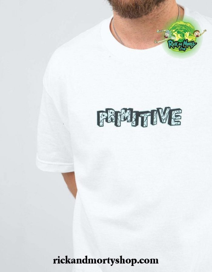New Style RM White T-shirt