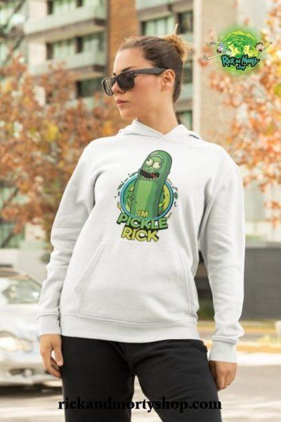 Pickle Rick Hoodie