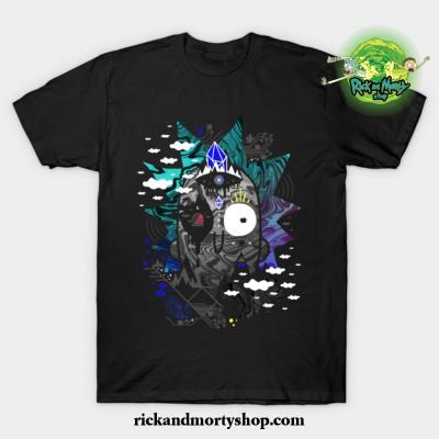 Rick Wrecked T-Shirt Black / S