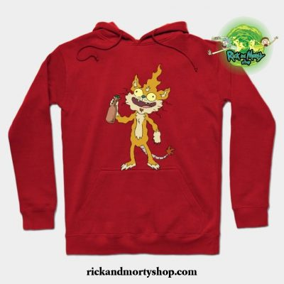 Squanchy Hoodie Red / S