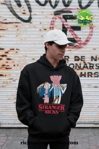 Stranger Ricks Hoodie