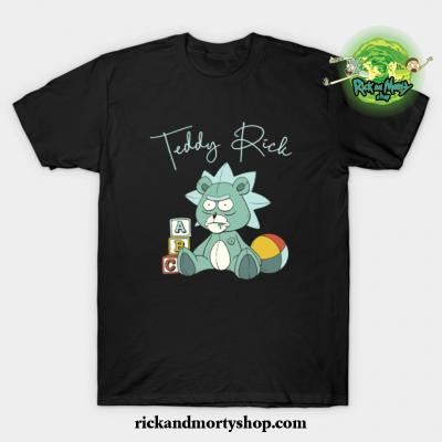 Teddy Rick T-Shirt Black / S