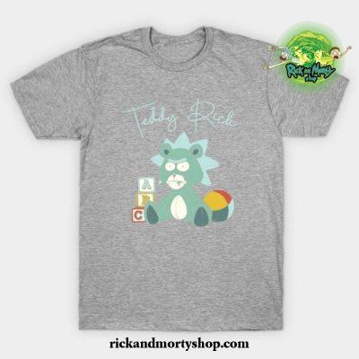 Teddy Rick T-Shirt Gray / S