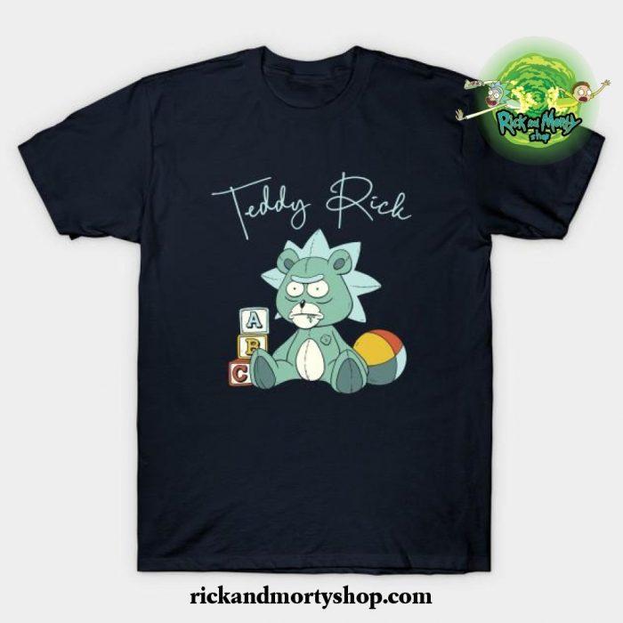 Teddy Rick T-Shirt Navy Blue / S