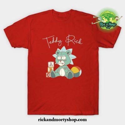 Teddy Rick T-Shirt Red / S
