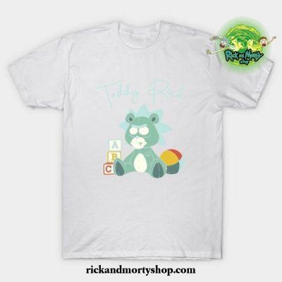 Teddy Rick T-Shirt White / S