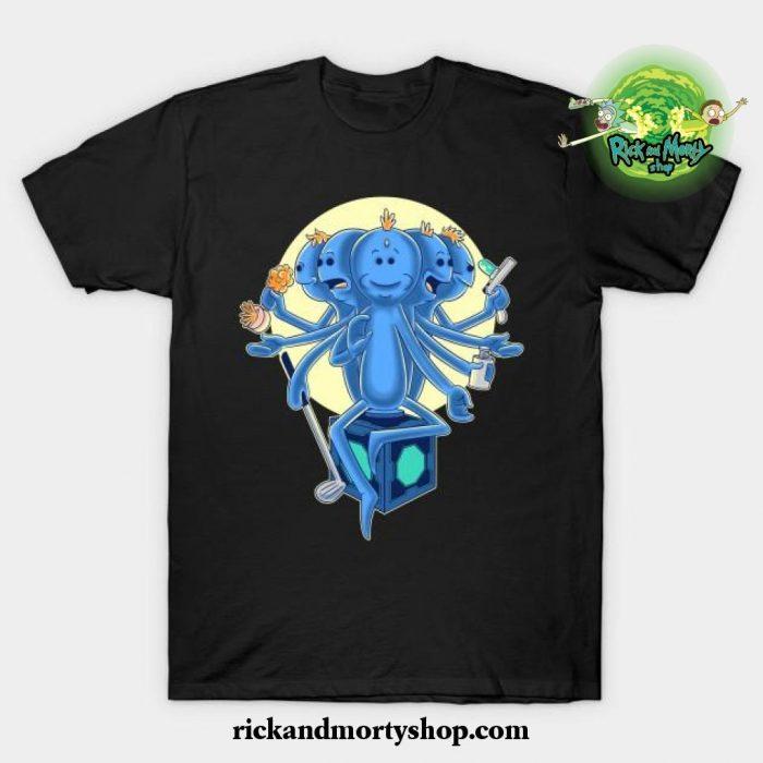 The Allseeker T-Shirt Black / S