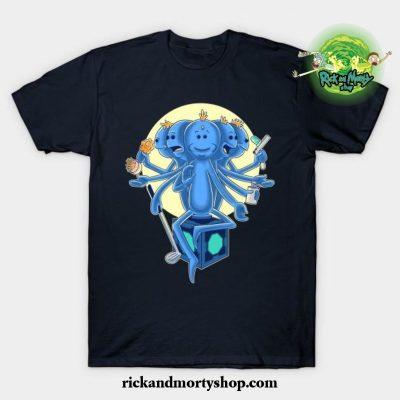 The Allseeker T-Shirt Navy Blue / S