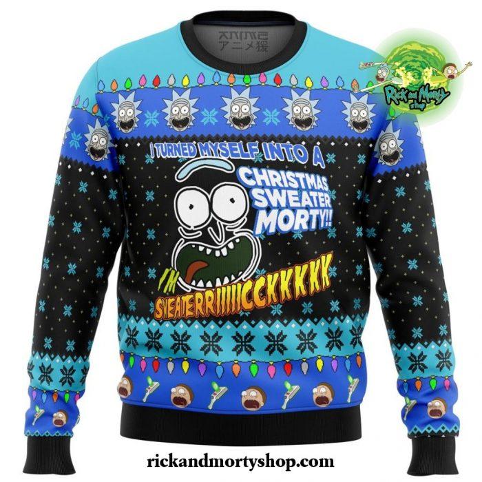 Im Sweater Rick & Morty Ugly Christmas