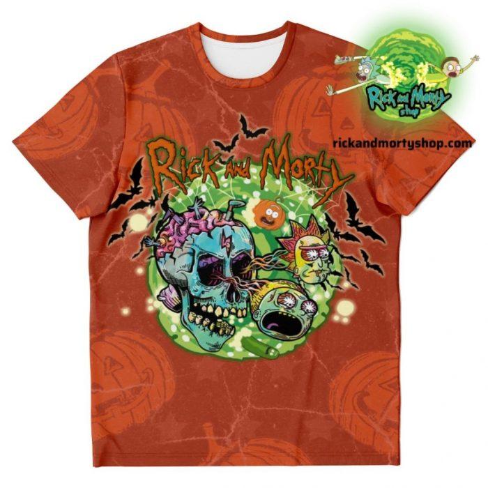 R&m Halloween 01 T-Shirt / S