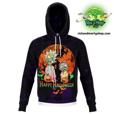 R&m Halloween 02 Hooodie / S