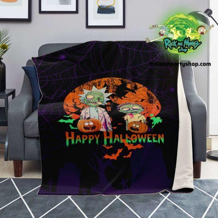 R&m Halloween 02 Microfleece Blanket / 130*150Cm