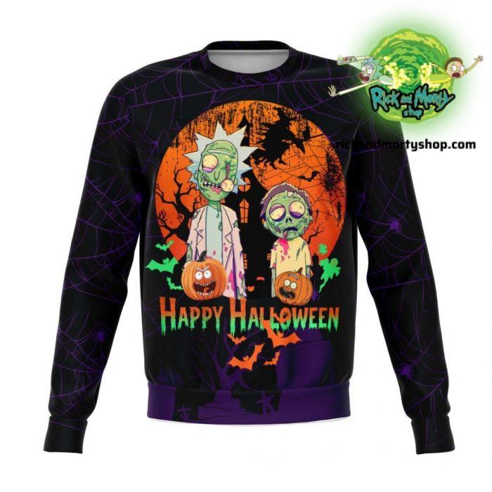 R&m Halloween 02 Sweatshirt / S