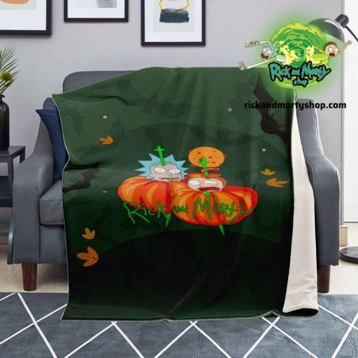 R&m Halloween 03 Microfleece Blanket / 130*150Cm