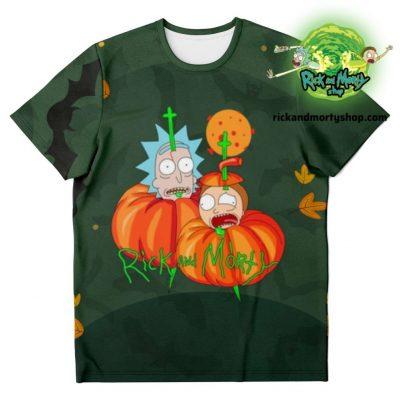R&m Halloween 03 T-Shirt / S