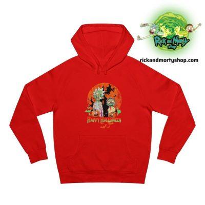 R&m Halloween 2 Hoodie / Red S