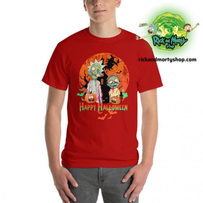 R&m Halloween 2 T-Shirt / Red S
