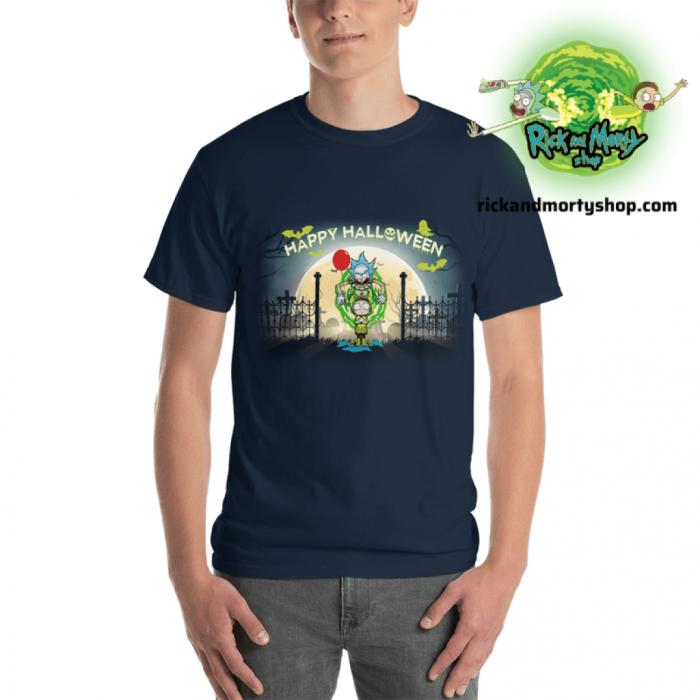 R&m Halloween 3 T-Shirt / Navy Blue S