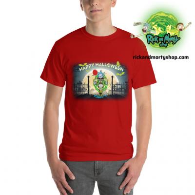 R&m Halloween 3 T-Shirt / Red S