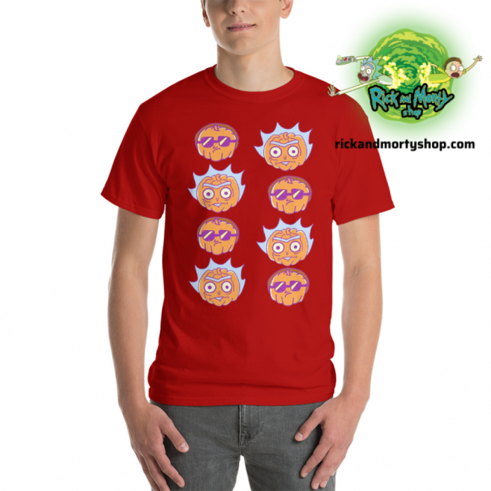 R&m Halloween 4 T-Shirt / Red S