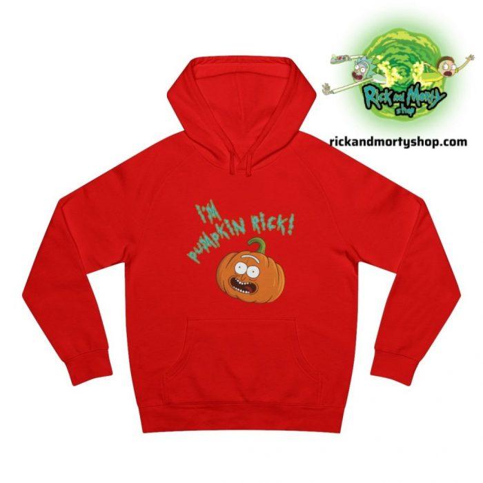 R&m Halloween 5 Hoodie / Red S