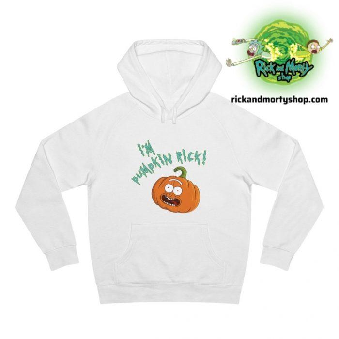 R&m Halloween 5 Hoodie / White S