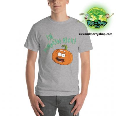 R&m Halloween 5 T-Shirt / Gray S