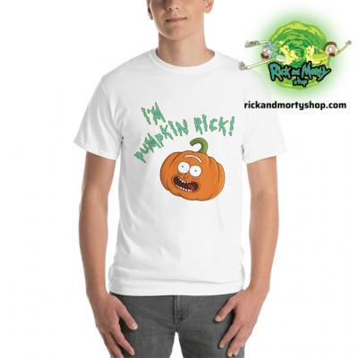 R&m Halloween 5 T-Shirt / White S