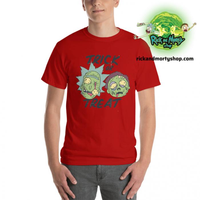 R&m Halloween 6 T-Shirt / Red S