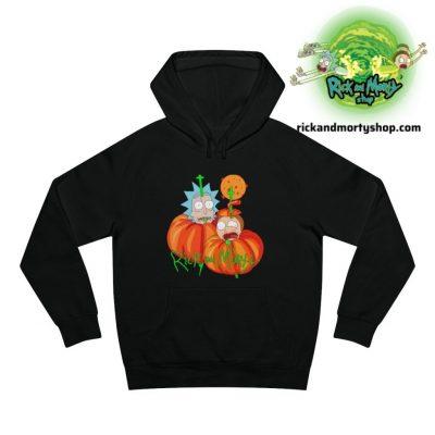 R&m Halloween Hoodie / Black S