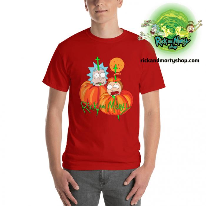 R&m Halloween T-Shirt / Red S